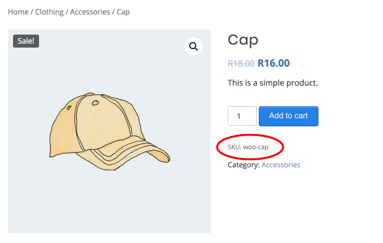 Remove the Product SKU from WooCommerce Product Page with 2 simple methods